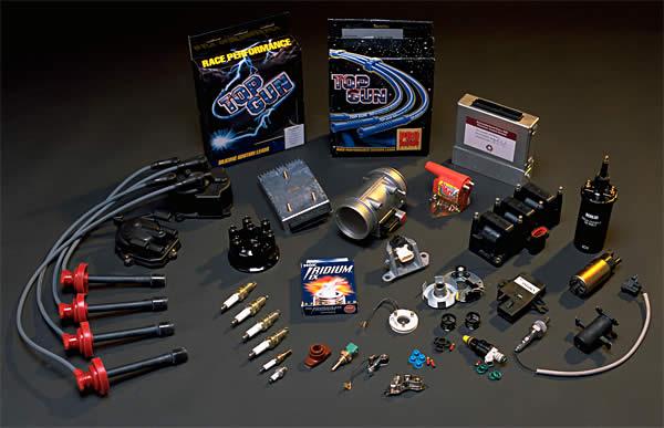 Efi ignition engine management
